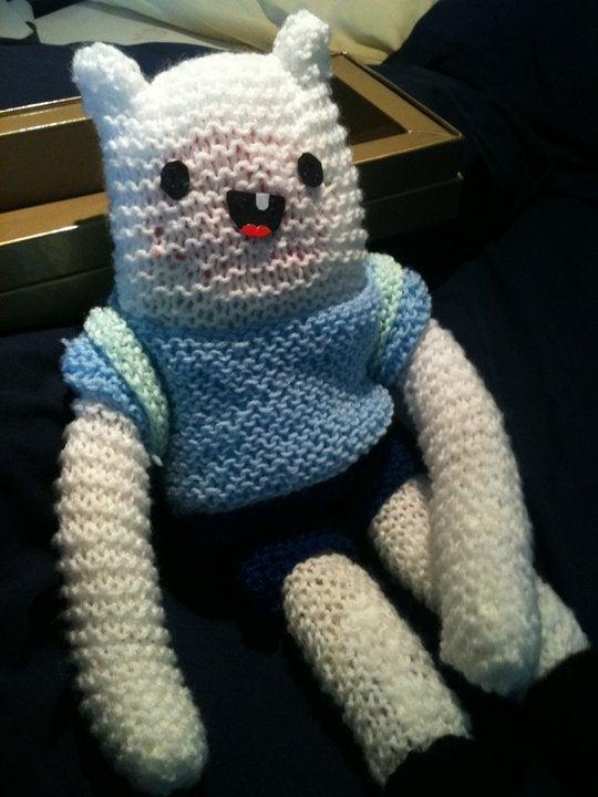 Finn From Adventure Time!