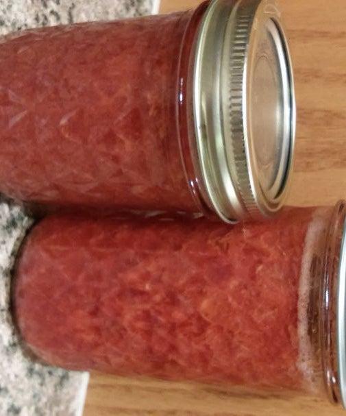 Homemade Cherry Jam: From Tree to Jar