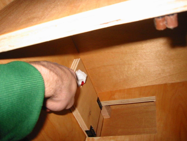 Cheap Secret Compartment!