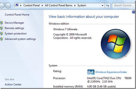 Windows 7 Using Windows Help