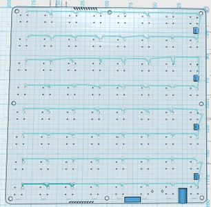 Soldering Led Panel / Vertical Layer Onto the PCB