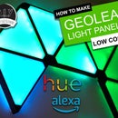 3D Print Your Own Nanoleaf Project - Alexa, Hue and App Integration