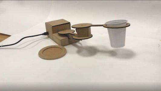 Coffee-Art Project