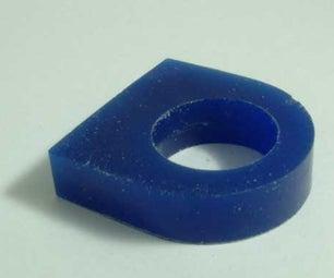 Making a Custom Platinum Diamond Engagement Ring