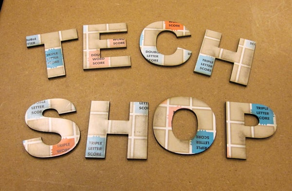 I Built Self Confidence at the TechShop