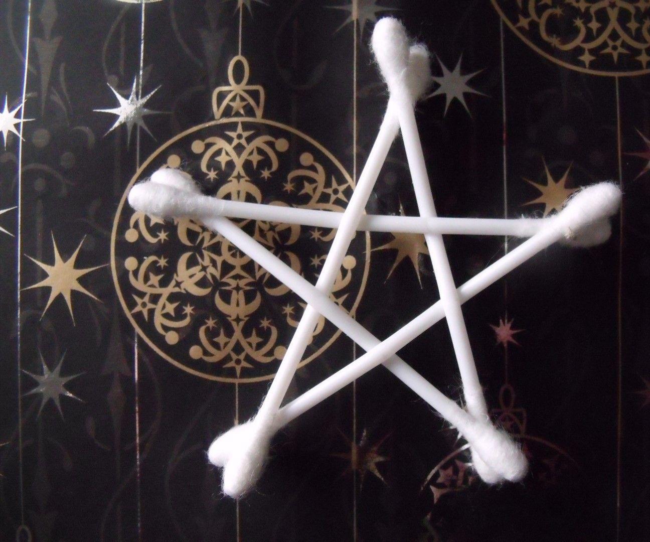Q-tip star