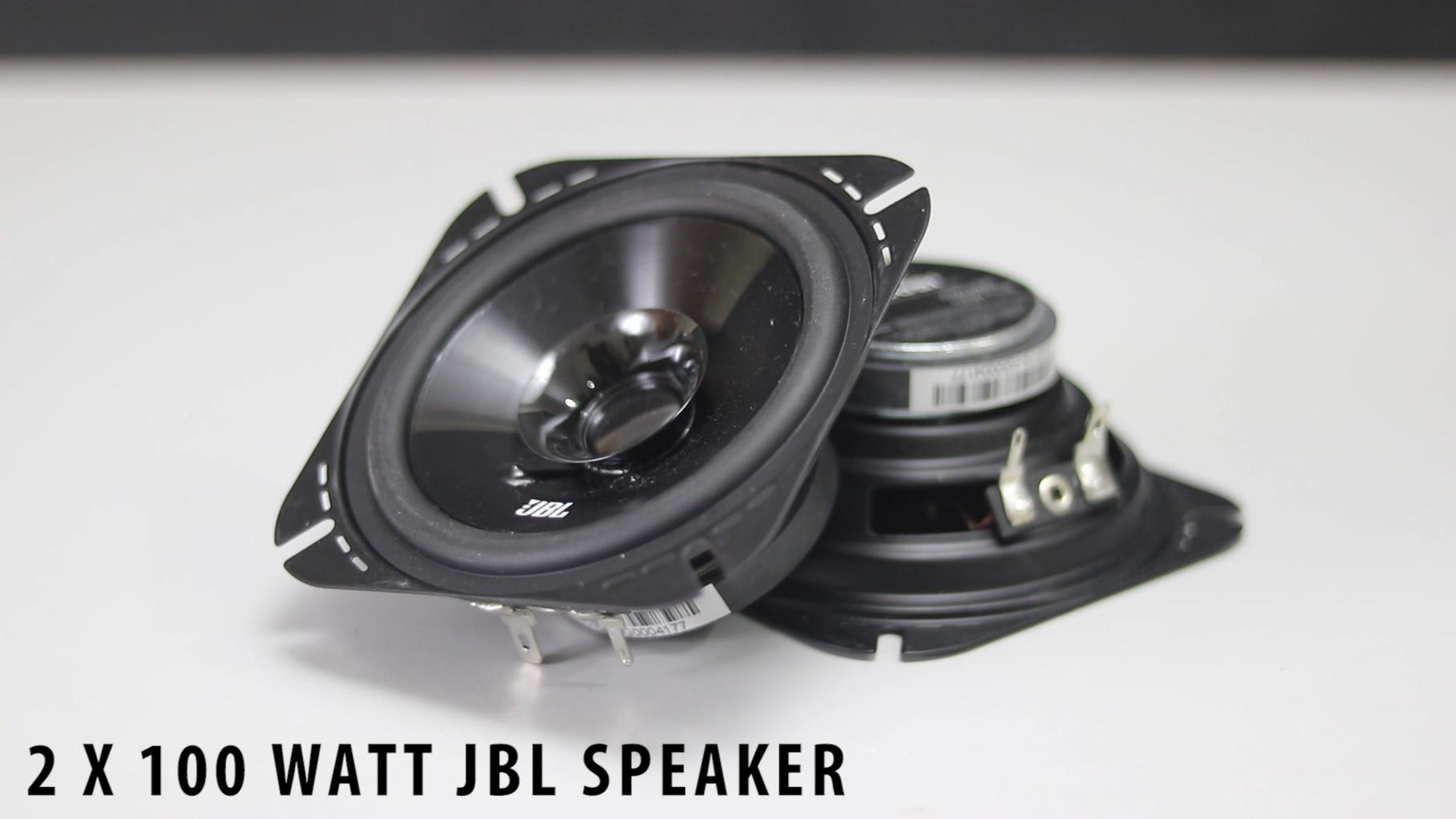 Get Two 100 Watt Speaker