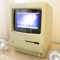 1984 Mac to run OSX