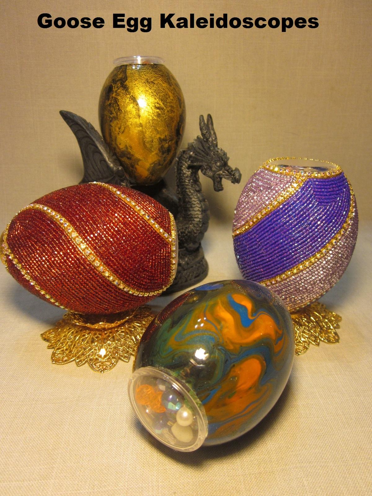 Egg Shell Kaleidoscope