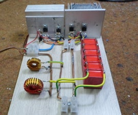 How to Make Simple High Voltage Traveling Arc (JACOB'S LADDER) With ZVS Flyback Trafo