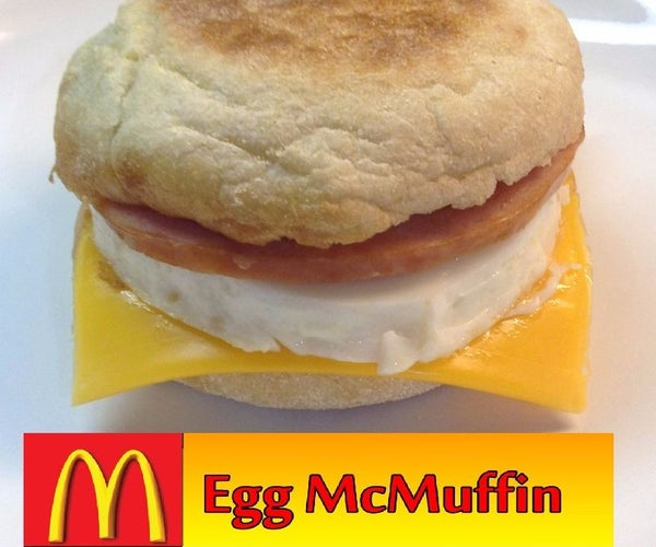 McDonald's Egg McMuffin (Copycat)
