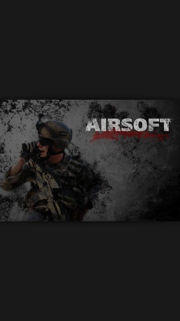 Airsoft Grenade