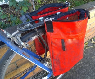 Bicycle Pannier Bags From Shoulder Bags / Satchels