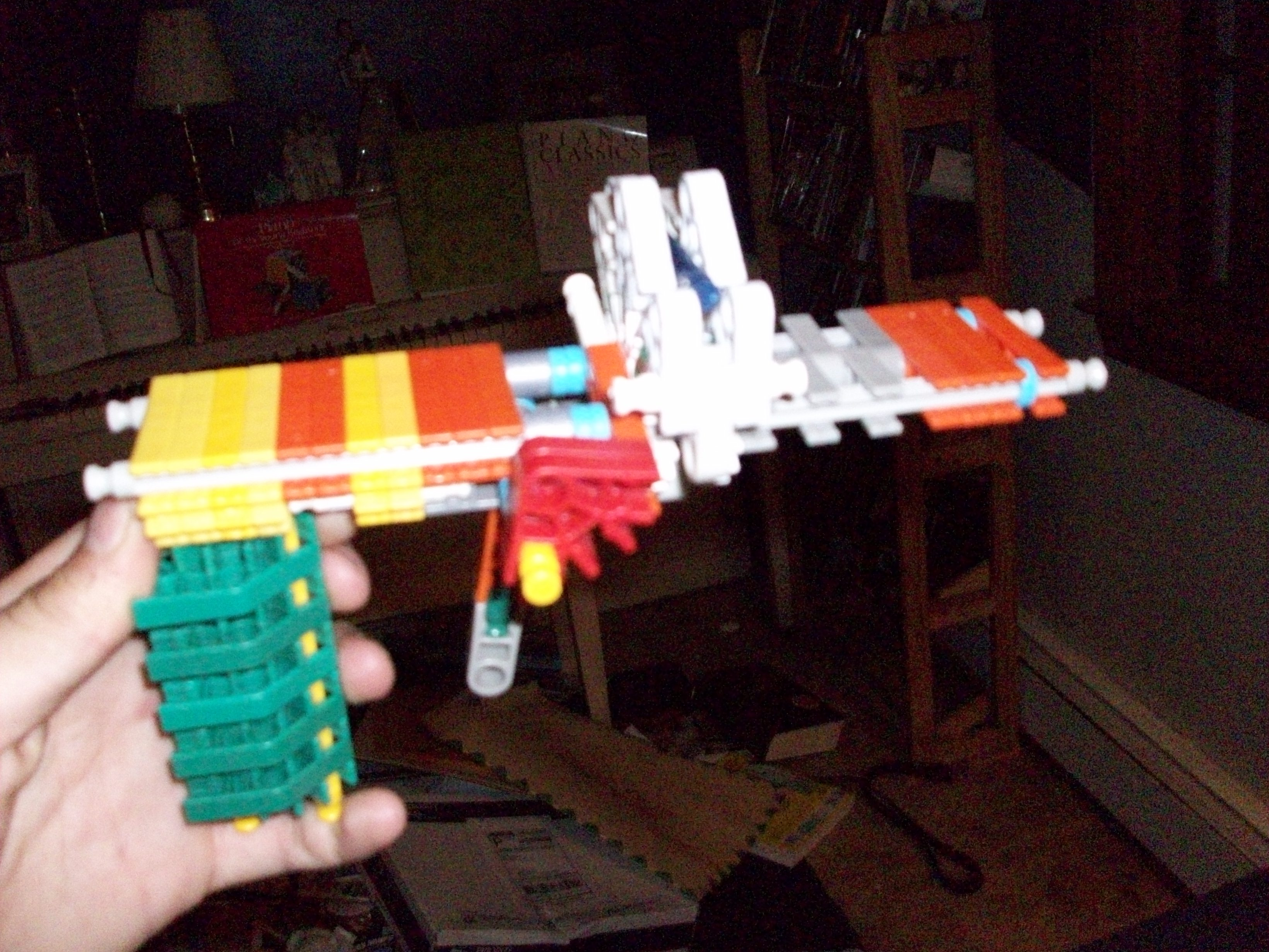 Knex BB/Airsoft Gun