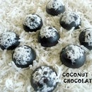 Homemade Coconut Oil Chocolates ~ Sugar-free and low carb!