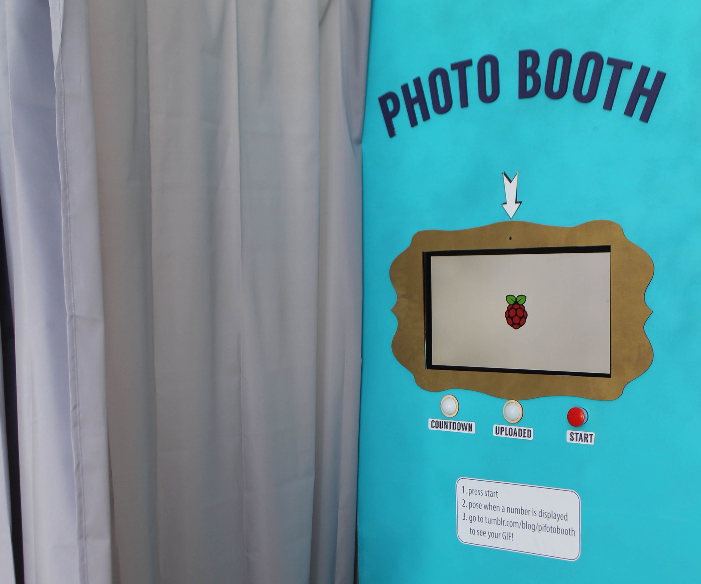 Build a Photo Booth!
