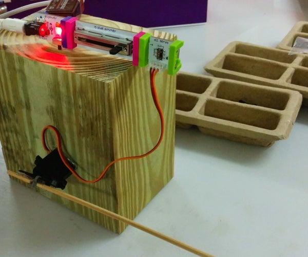 LittleBits Slide Activated Light Switch