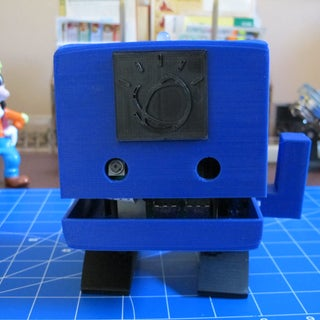 How to 3D Print a TJBot