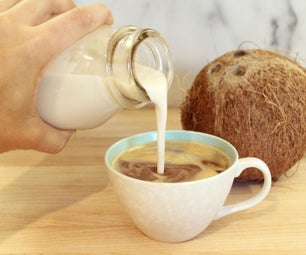 Coconut Coffee Creamer