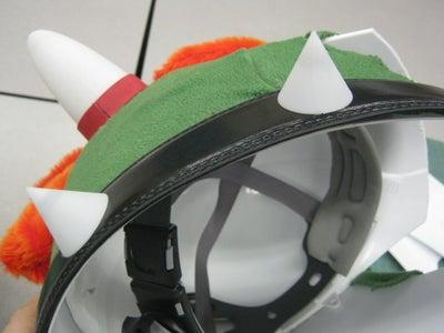 The Mask - Eyes, Horns, Collar Spikes