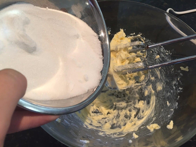 Make the Cupcake Batter