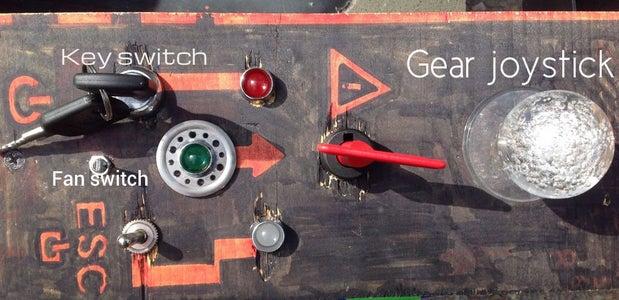 Throttle Control System