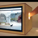 Portals: A Networked Mixed-Reality Playground