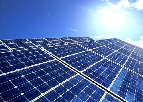 Uninterrupted Solar Power (mostly)