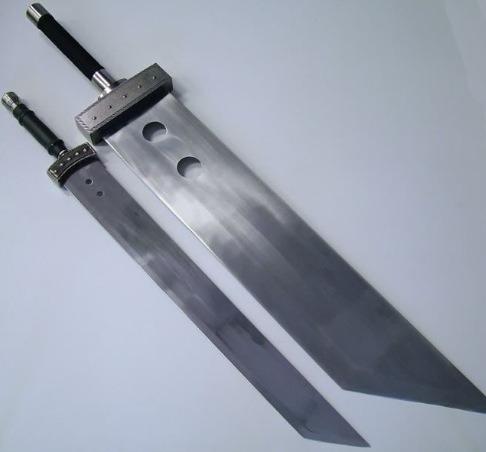 Simple Final Fantasy Sword