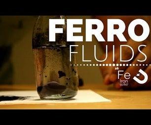 How to Make FerroFluids
