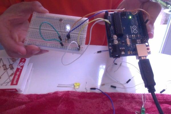Arduino Fading Light