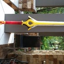 Lucina / Chrom Sword (3D Printed)