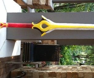 Lucina / Chrom Sword (3D Printed)