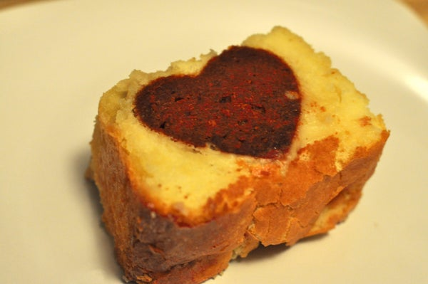 You Make My Heart Pound Cake