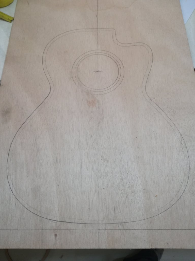 Front Cover & Sound Hole