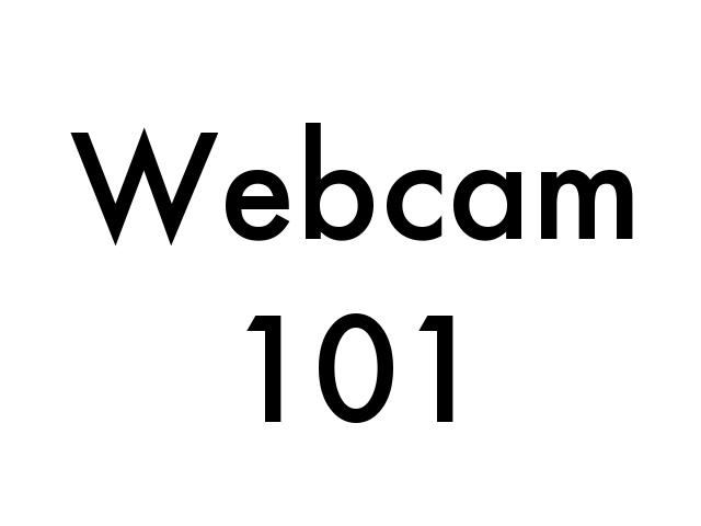 How to do a live webcam chat