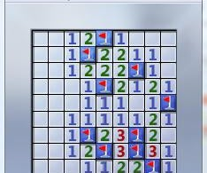 How to Beat Minesweeper