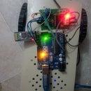 Bluetooth Control Robot