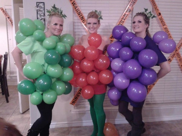 Fruit of the Loom Grapes
