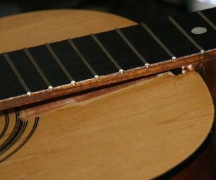 Repair Guitar Neck