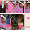 How to Do a FISHTAIL Braid