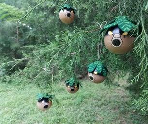 Zelda Deku Ornaments