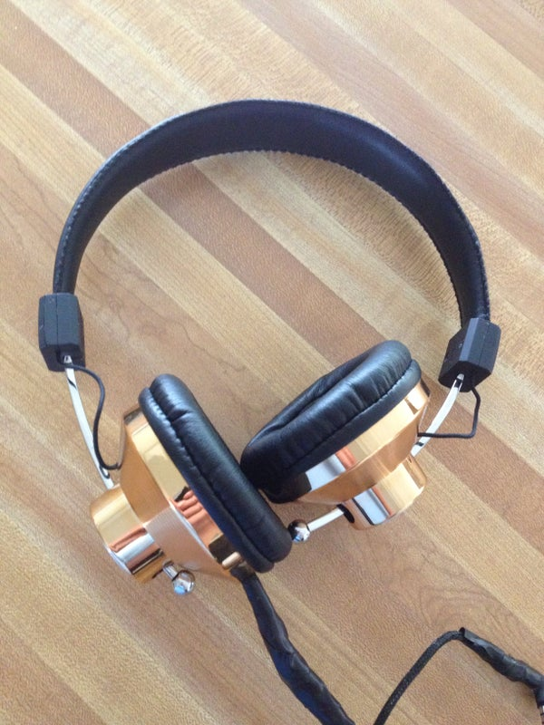 Headphone Wire Fix