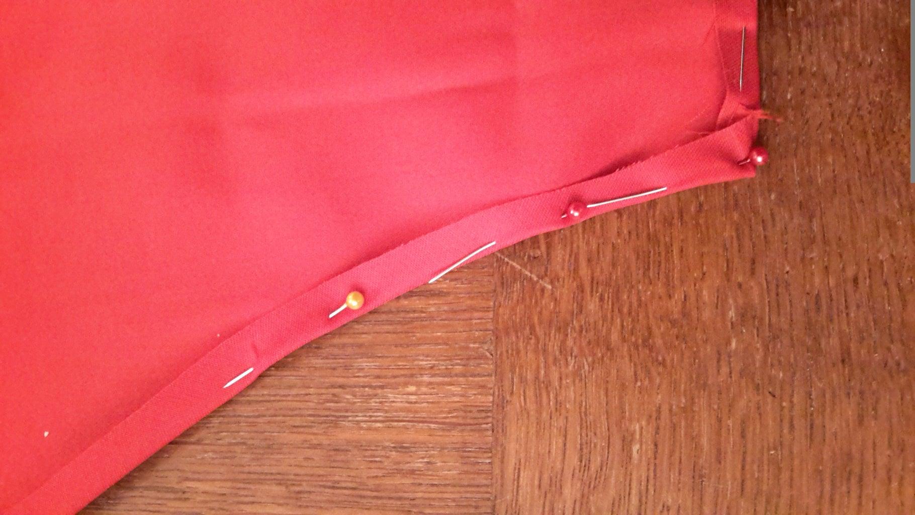 Red Jacket Bottom Piece