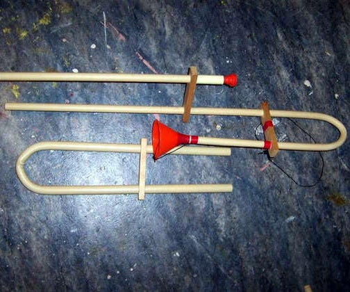 PVC Trombone