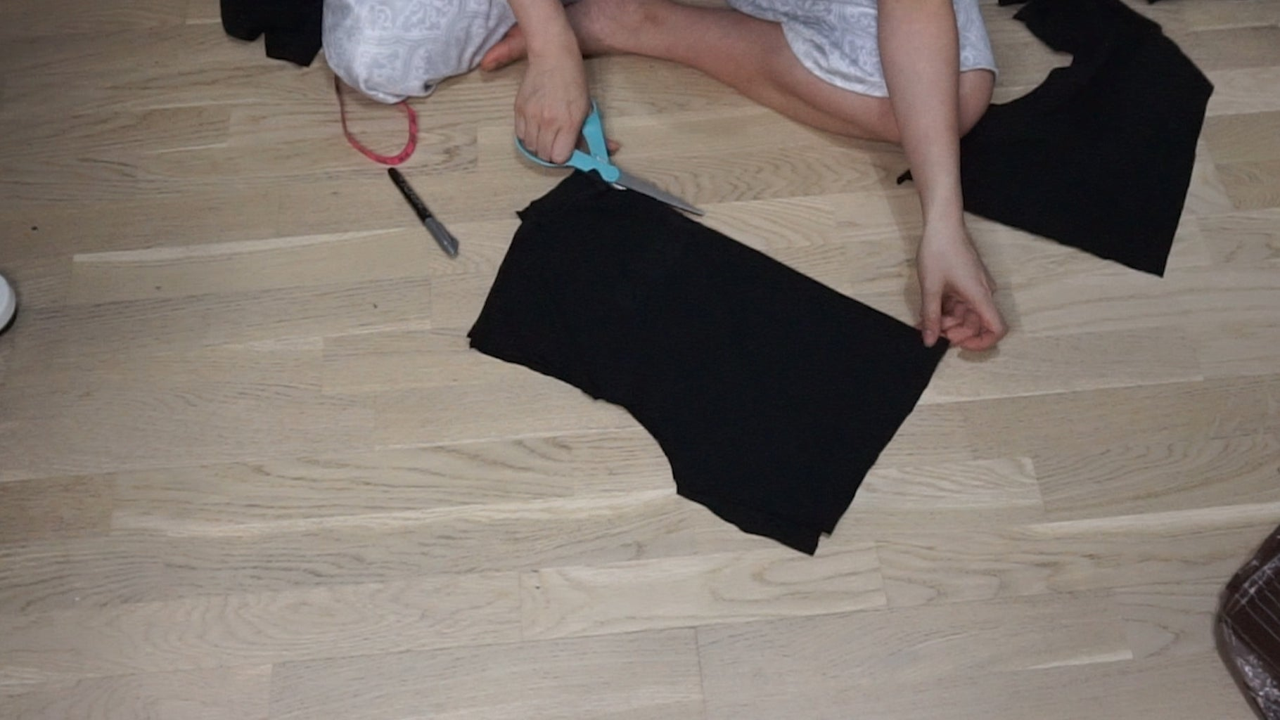 Step 1: Cut Up Your T-Shirt to Create a Pattern