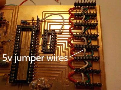 Microcontroller Board Construction