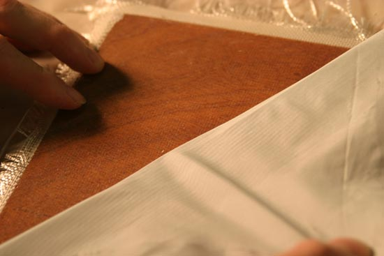 Peel Ply for Smooth Fiberglass Surfaces