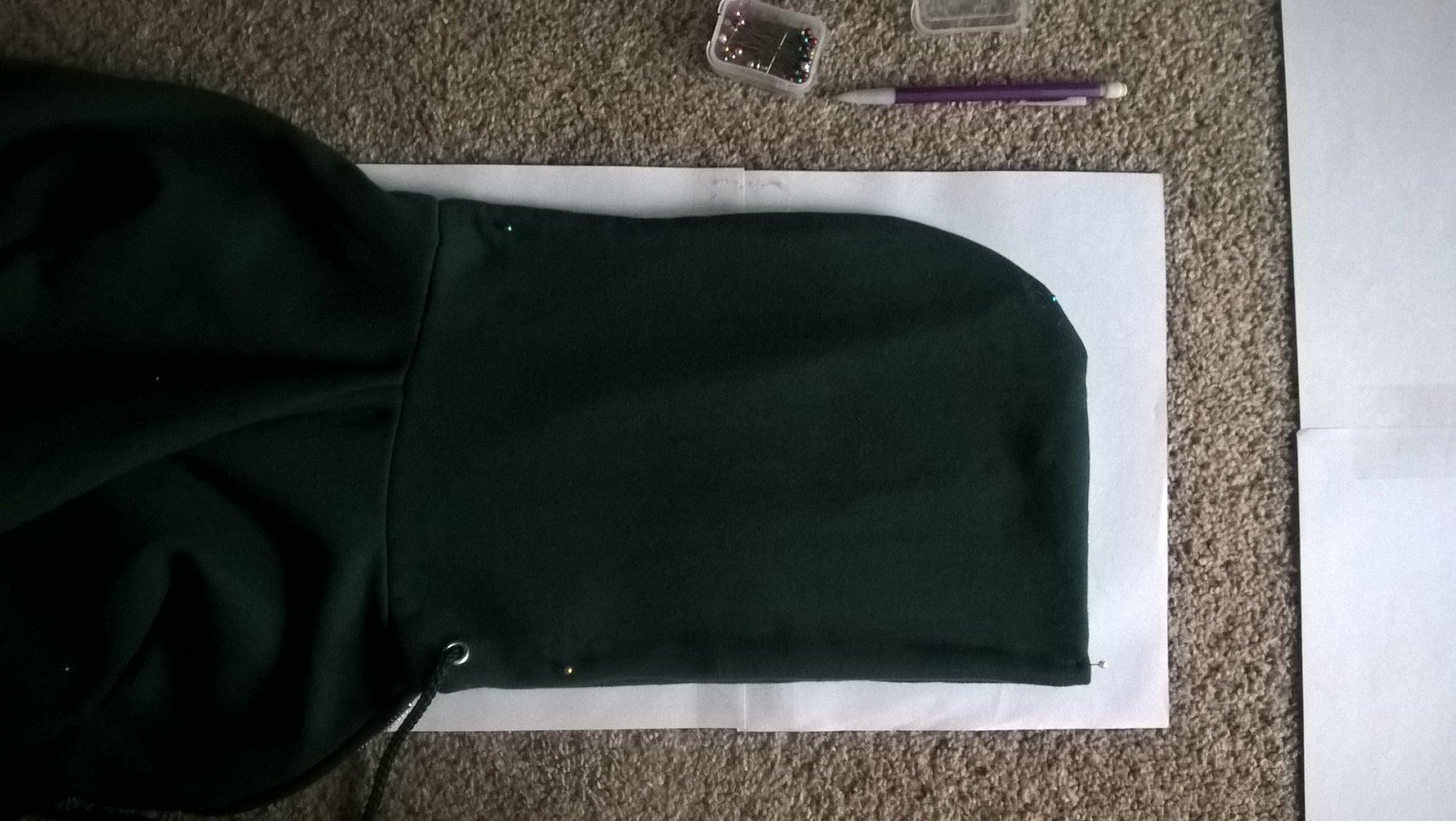 Making the Pattern (Hoodie)