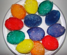 How to Make Crystal Egg Geodes